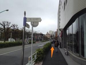 アクセス-千駄ヶ谷