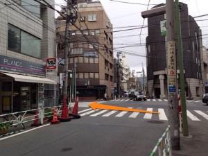 アクセス-北参道